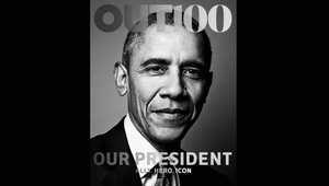"""مجلت """"Out"""" تعلن باراك أوباما """"حليف العام"""" للمثليين والمتحولين جنسيا وذوي الميول الجنسية الثنائية"""