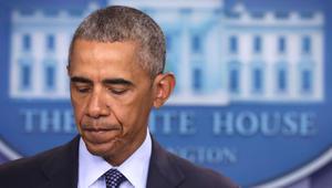 """أوباما واصفاً هجوم أورلاندو: """"عمل نابع عن الإرهاب والكراهية"""""""