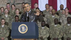 """أوباما يقر إرسال 450 عسكرياً إضافياً للعراق وسط تحذيرات من """"شبح فيتنام جديدة"""""""