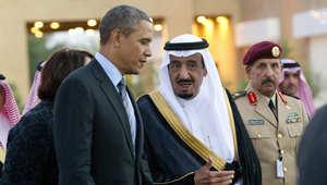 """""""هدنة إنسانية"""" باليمن تمنع ملك السعودية من حضور قمة """"كامب ديفيد"""" الخليجية الأمريكية"""
