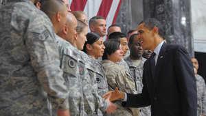 """أوباما يقر إرسال 1500 جندي إضافي للعراق ويطلب دعم ميزانية """"حرب داعش"""" بـ5.6 مليار دولار"""