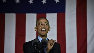 54 بالمائة من الناخبين الأمريكيين راضين عن حكم أوباما