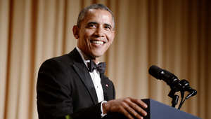 صورة للرئيس الأمريكي