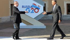 أوباما يعلن طرد 35 دبلوماسيا روسيا من البلاد