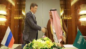 """قفزة بأسعار النفط بعد الاتفاق السعودي الروسي.. ووزير النفط الروسي: أصبح الاتفاق ممكنا """"بفضل علاقات الثقة مع الأصدقاء العرب"""""""