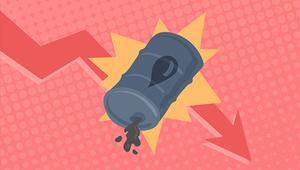 أسعار النفط تنخفض دون 45 دولاراً للبرميل لأول مرة منذ تفعيل اتفاق أوبك