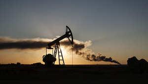إحدى آبار النفط في سوريا
