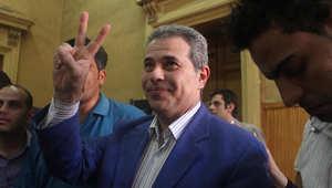 داخلية مصر تنفي تعرض توفيق عكاشة لمحاولة اغتيال