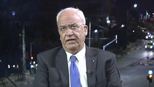 منظمة التحرير تهدد بإلغاء اعترافها بإسرائيل