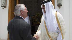 وزير الخارجية الأمريكي ينهي جولته الخليجية دون الإعلان عن أي تقدم في أزمة قطر
