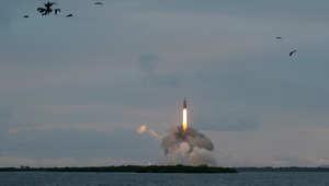 """اجرت ناسا تجربة ناجحة لإطلاق مركبة استكشاف الفضاء """"أووريون"""" الجمعة"""