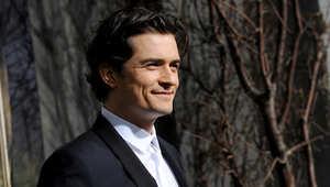 الممثل أورلاندو بلوم