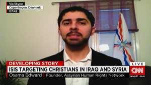 ناشطون آشوريون: ارتفاع عدد الآشوريين المسيحيين المختطفين لدى داعش إلى 262 شخصا