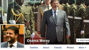 نجل مرسي ساخرا من سجن والده: احنا اتخضينا.. نجل البلتاجي: الأحكام على والدي 165 عاما