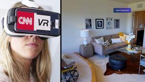 """هل تريد شراء منزل؟ شاهده بتقنية """"الواقع الافتراضي"""""""