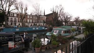 صيحة جديدة في عقارات لندن..منازل عائمة فوق الماء
