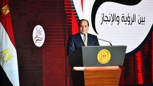 """السيسي يختتم """"حكاية وطن"""" بإعلان ترشحه لفترة ثانية: هتتعبوا معايا قوي"""