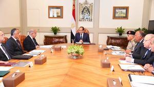 السيسي: قوى التطرف تحاول النيل من استقرار مصر