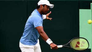 لاعب تنس هندي يشارك للمرة السابعة في الأولمبياد