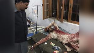 أكثر من 300 قتيل ومصاب إثر تفجير في ضريح صوفي في باكستان
