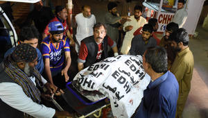 """تنظيم """"داعش"""" يتبنى قتل أربعة مسيحيين بباكستان"""