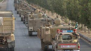 """الجيش الباكستاني يبدأ أكبر عملية برية ضد """"مسلحين"""" بشمال وزيرستان"""