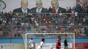 """""""الفيفا"""" يقرر نقل مباراتي فلسطين مع السعودية وماليزيا"""