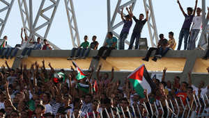 إنجازات المنتخب الفلسطيني مستمرة.. أفضل منتخب وطني في آسيا في 2014