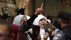 إسرائيل تعدّل قواعد إطلاق النار بالقدس والسعودية تحذر: الاعتداء على المسجد الأقصى عواقبه وخيمة