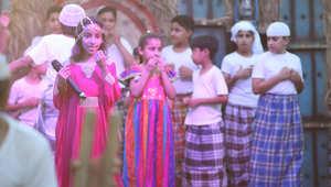 لقطة من المهرجان