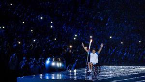 افتتاح الألعاب البارولمبية وسط صافرات استهجان وحضور غفير