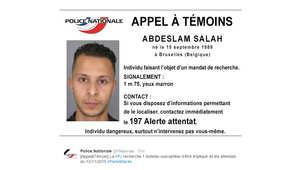 الشرطة الفرنسية تأمر باعتقال صلاح عبد السلام  وتحدد هوية مشتبهين آخرين في هجمات باريس