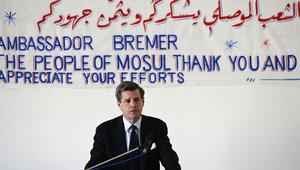 بول بريمر يكتب: الخطأ والصواب في تقرير تشيلكوت عن حرب العراق