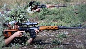 مقاتلة سابقة بالبيشمرغة تصف تجربتها لـCNN: داعش سيأخذنا للعصور المظلمة