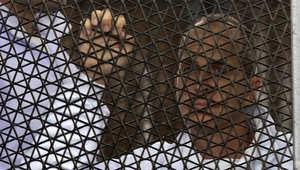 """رسالة جديدة للصحفي الأسترالي بيتر غريست من داخل سجنه بمصر في """"عيد الميلاد"""""""