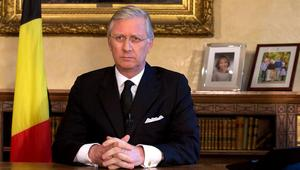 الملك البلجيكي: بلادنا سترّد بكل حزم وهدوء على التهديدات الإرهابية