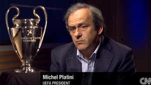 بلاتيني لـCNN: أؤيد نشر خلاصة التحقيقات بحصول قطر وروسيا على حق استضافة كأس العالم
