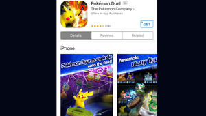 "لعبة ""Pokémon Duel"""