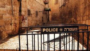 الجيش الإسرائيلي يعتقل فلسطينية بعد إطلاق النار عليها لطعنها إسرائيليا في الضفة الغربية