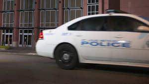 صورة ارشيفية لسيارة شرطة