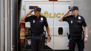 """الأمن الاسباني يعتقل إمامين مغربيين متهمين بترويج أفكار """"داعش"""""""