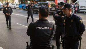 الأمن الإسباني يعتقل مغربيًا مشتبهًا به في تجنيد مقاتلين لتنظيم داعش