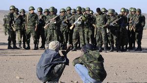 """بوتفليقة يجدد دعم بلاده لـ""""الشعب الصحراوي"""" لأجل تقرير مصيره"""