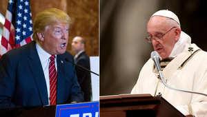 استطلاع يظهر: ترامب يعادل البابا فرانسيس على قائمة الشخصيات الأكثر إثارة للإعجاب بالعالم