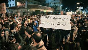 """مصر.. مرسي أمام المحكمة """"شاهداً"""" بقضية """"أحداث بورسعيد"""""""