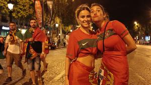 شاهد.. أجمل لقطات تتويج البرتغال بلقب كأس أمم أوروبا 2016