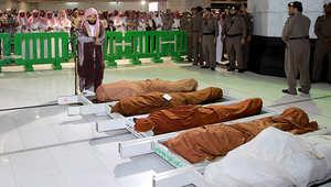 الصلاة على العميد البلوي قائد حرس الحدود في المنطقة الشمالية السعودية