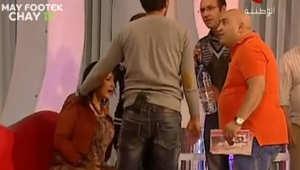 يوتيوب الأسبوع: مخاض في برنامج تلفزيوني وصاحب بدلة يطلب من مذيع إعادتها على الهواء