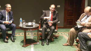 """الأمير علي يؤكد جاهزيته لـ""""معركة الفيفا"""" رغم ترشح الشيخ سلمان"""