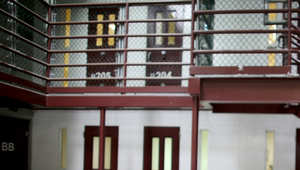 زنزانات بمعتقل غوانتانامو